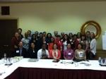 Participants at the June Seminar