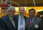 Arun Gandhi, David Smith, Sanjay Rai