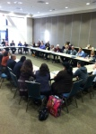 Educators meet to discuss next steps