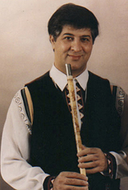 Mohammed Nejad will perform on April 24