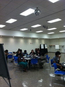 Student session at St. Louis  Community College