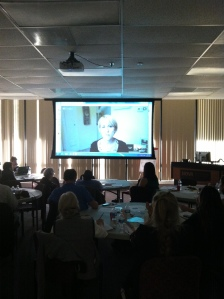Google chat with Lindsay Padilla from Solano Community College