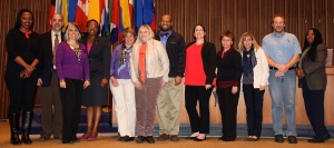 Group photo at WHO/PAHO