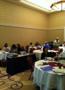 CCNCCE attendees consider peacebuilding leadership