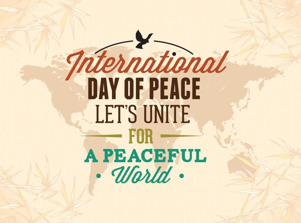 International-Day-Of-Peace-Lets-Unite-For-A-Peaceful-World